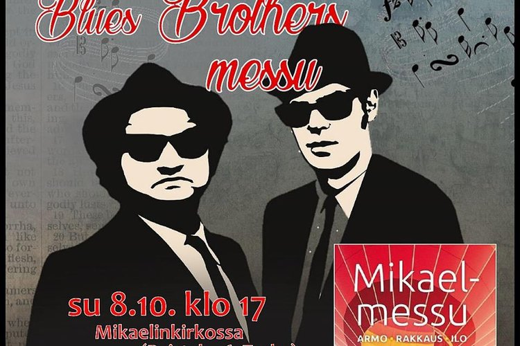 Blues Brothers Mikaelmessu