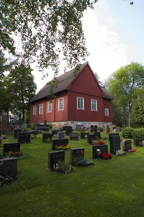 Kuusiston kirkko
