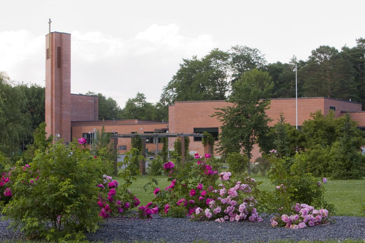 Henrikinkirkon seurakuntasalit