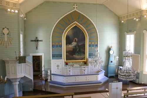 Paattisten Kirkko