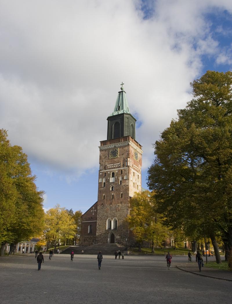 Turun Tuomiokirkko Turun Ja Kaarinan Seurakunnat