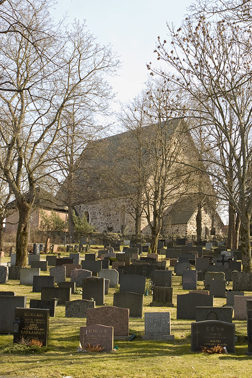 Katariinan hautausmaa