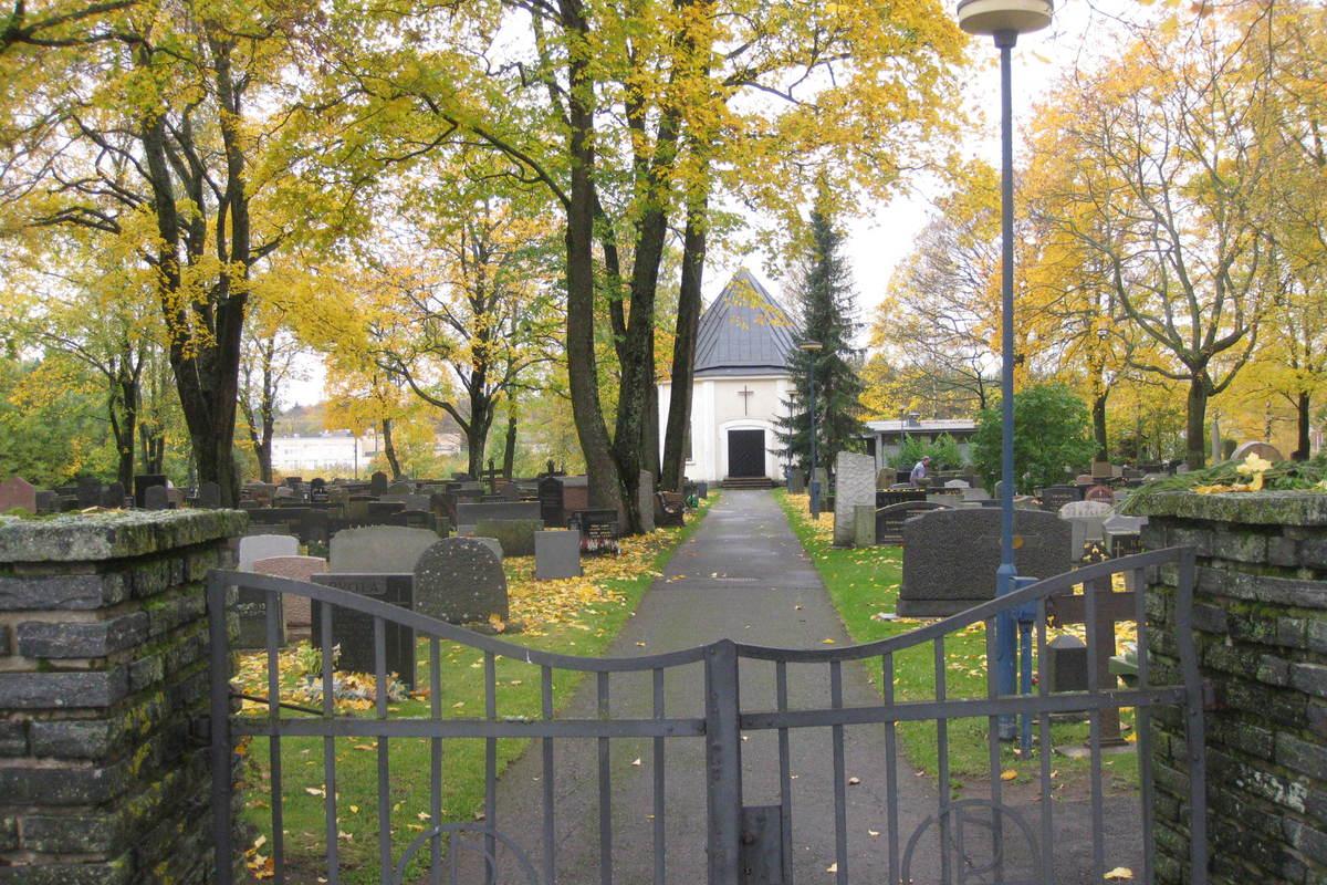 Maarian hautausmaa