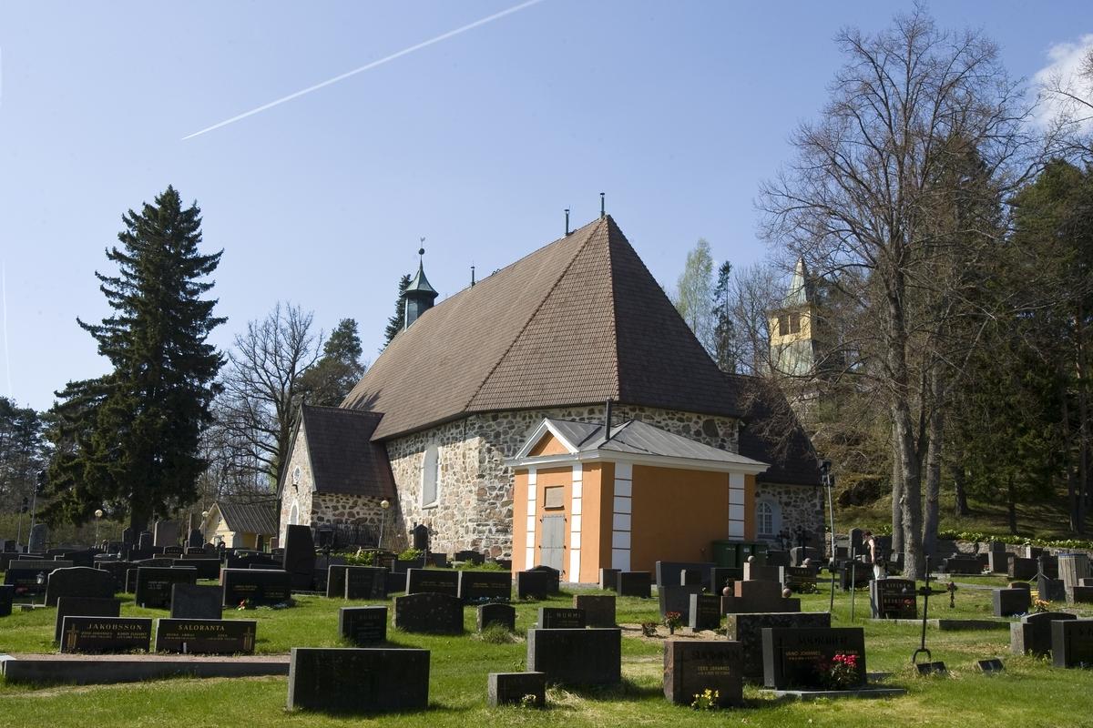Piikkiön hautausmaa