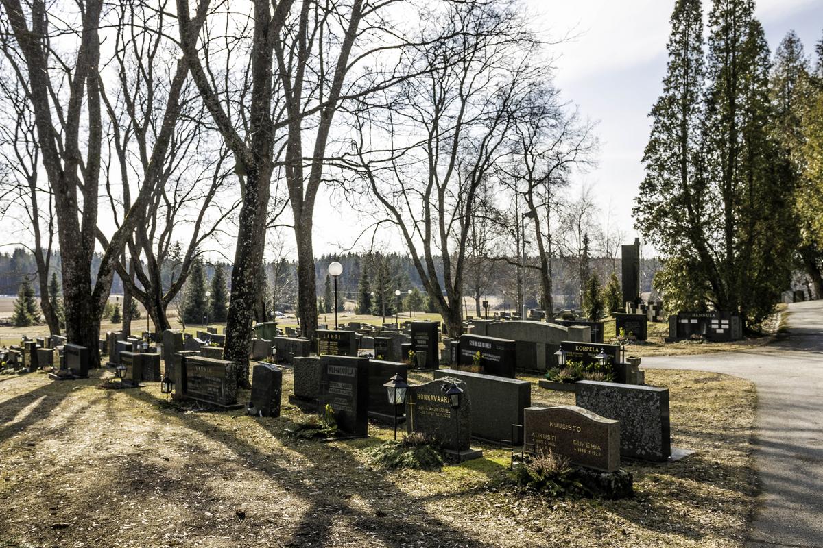Paattisten hautausmaa