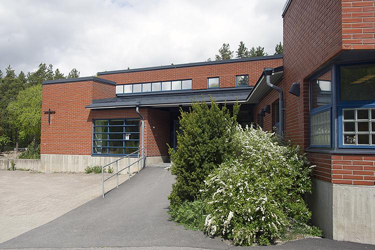 Koivulan seurakuntatalo