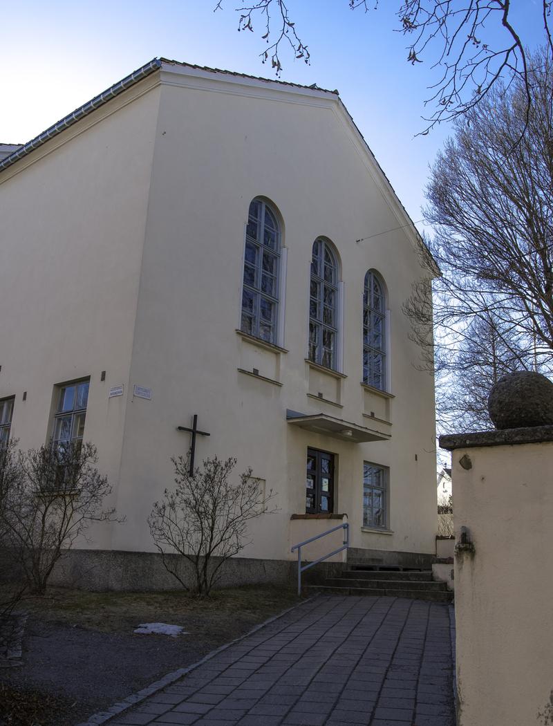 Martin seurakuntatalo