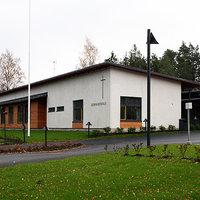 Poikluoman seurakuntatalo